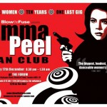 Emma Peel Fan Club - 2005 Flyer