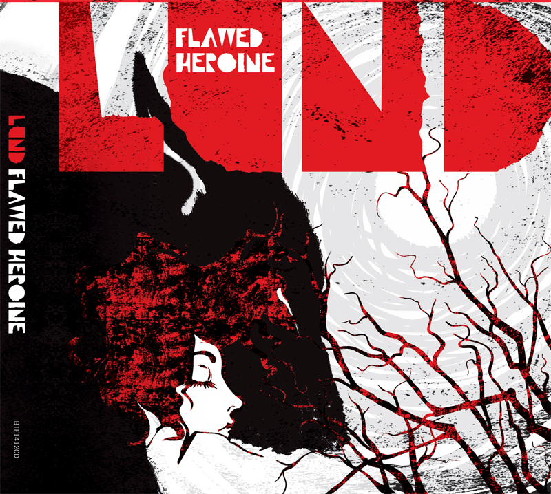 Lund_Flawed Heroine CDcover